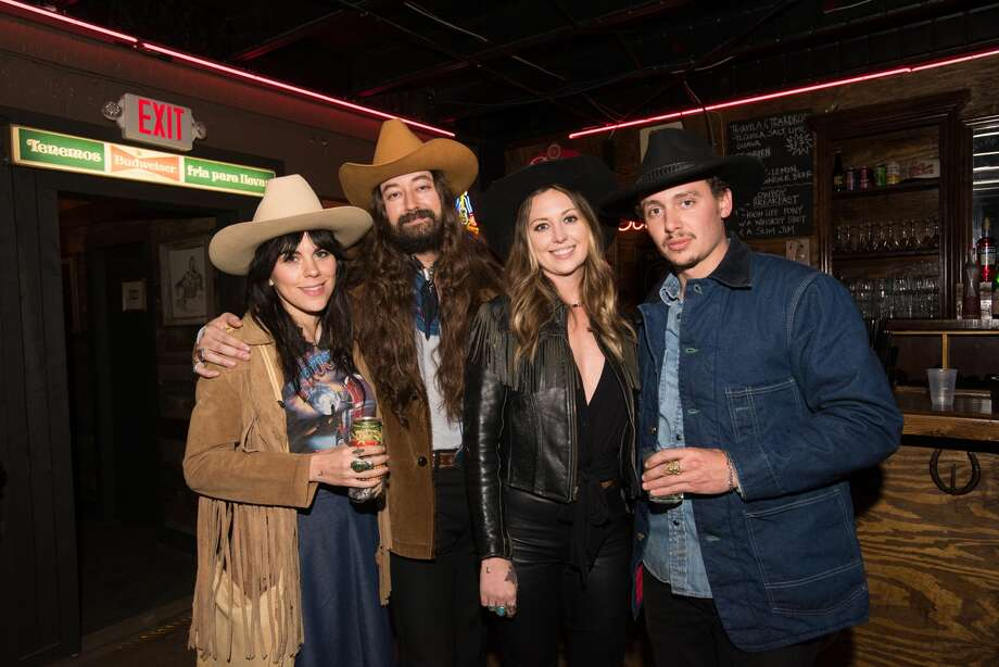 A bit of Texas twang and a taste of honky tonk flavor was added to the St. Mary's Strip this weekend as the newly opened Lonesome Rose Honky Tonk & Backyard debuted at the former Phantom Room Friday night Nov. 17, 2018. Photo: Aiessa Ammeter For MySA