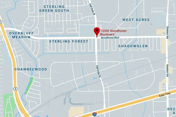 Pedestrian dead in Channelview wreck - HoustonChronicle.com on map of downtown houston area, map of liberty hill area, map of port of houston area, map of big bend national park area, map of nome area, map of galveston area, map of kemah area, map of baytown area, map of greenspoint area, map of fort hood area, map of lake travis area, map of college station area,