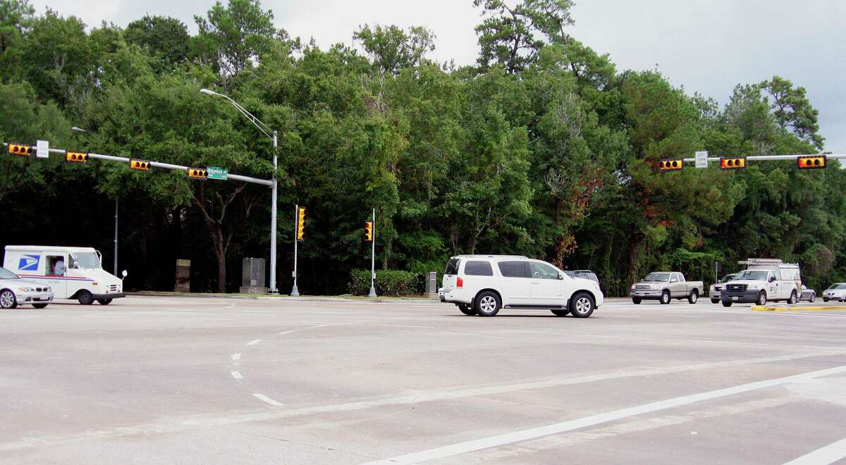 The intersection improvements at the West Lake Houston Parkway and Kingwood Drive as well as the Northpark Drive and Woodland Hills intersections have eased traffic congestion.