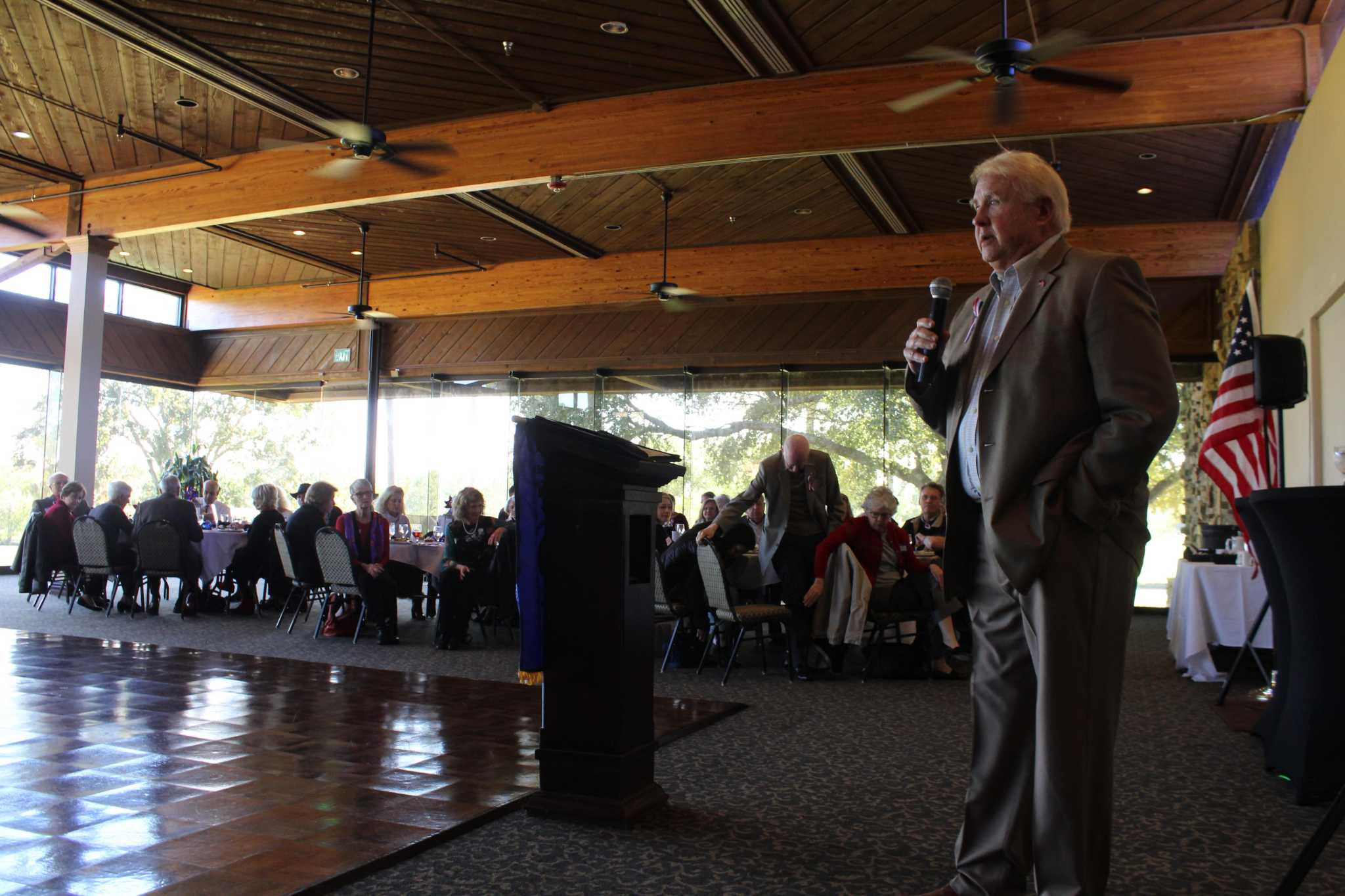 Local vets honored at Kingwood Area Republican Women meeting