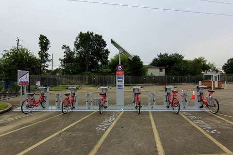 P Texas Southern University Now Hosts Five Houston Bcycle Stations At Its Third Ward