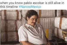 @superliah_16: when you know how pablo escobar is still alive in this timeline