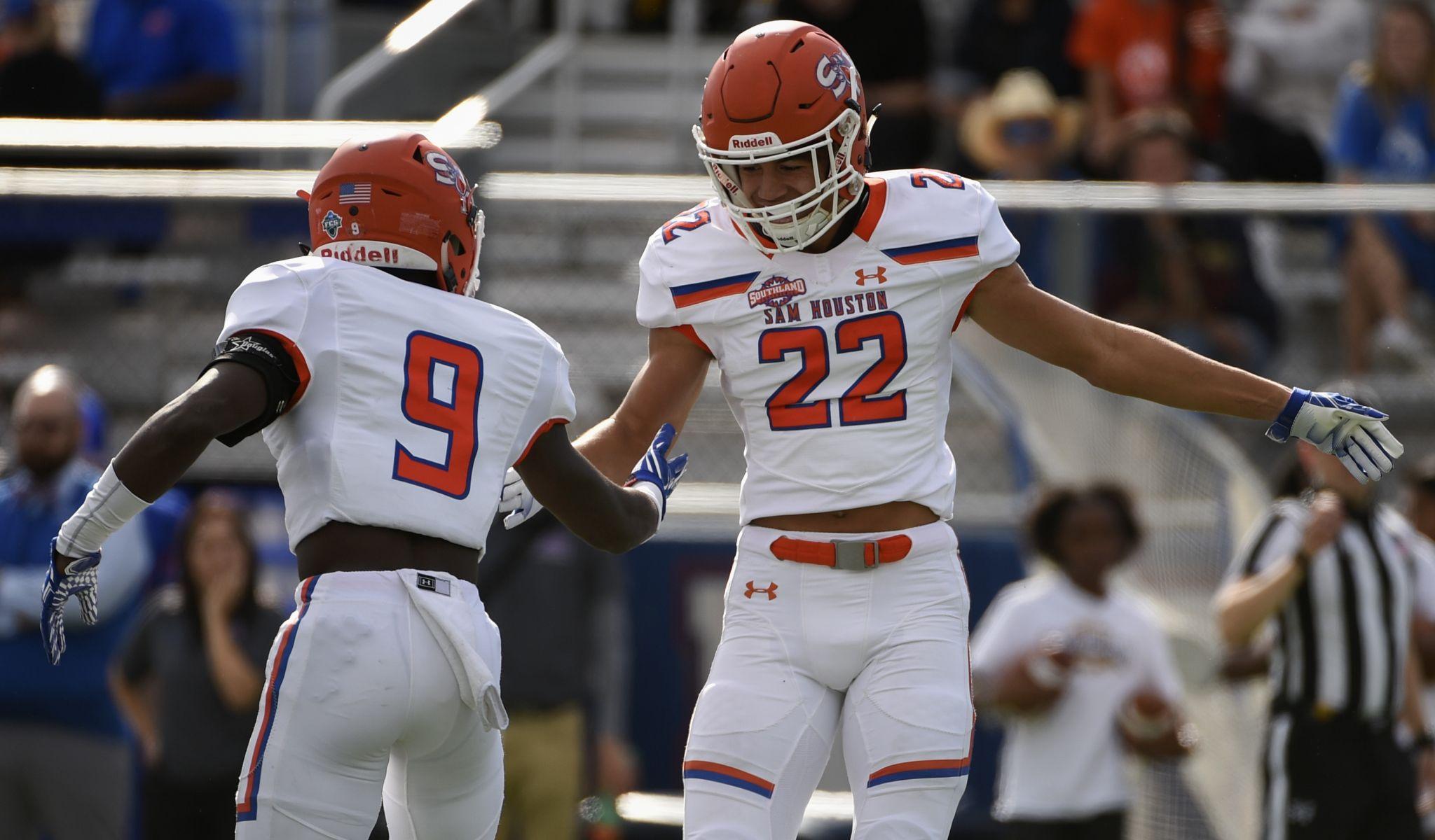 College football preview: Sam Houston State at North Dakota