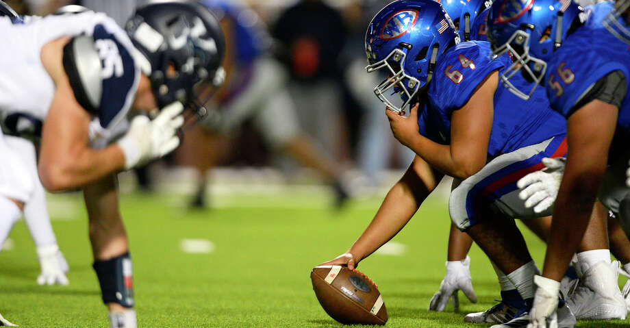 High School Football Playoff Pairings Area Round Houston Chronicle