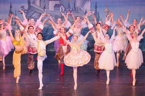 "Quenedit Dance Theatre presents the holiday ballet  ""The Nutcracker"" every year."