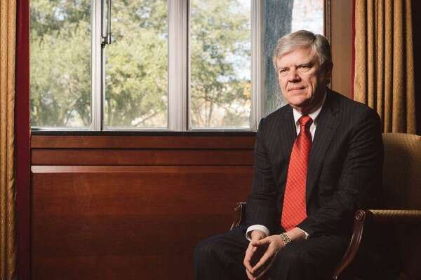 Stephen Spann is the founding dean of the University of Houston's proposed medical school.