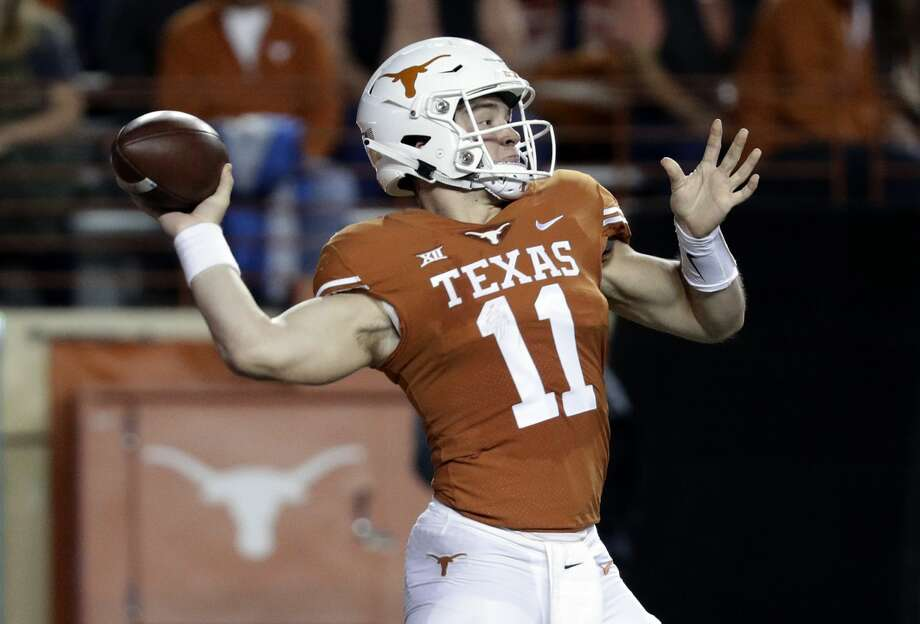 College Football Preview Kansas Vs No 14 Texas
