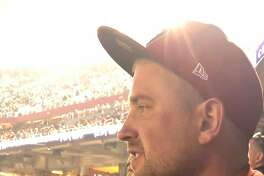 Ian Powers, 32, of Spokane, Wash., has been missing since the fourth quarter of the 49ers' game at Levi's Stadium in Santa Clara.