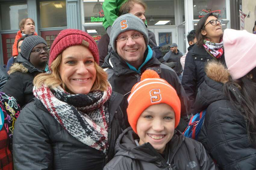 The 2018 Stamford Downtown Parade Spectacular took place on November 18. The annual events isone of the largest helium balloon parades in the country. Were you SEEN?