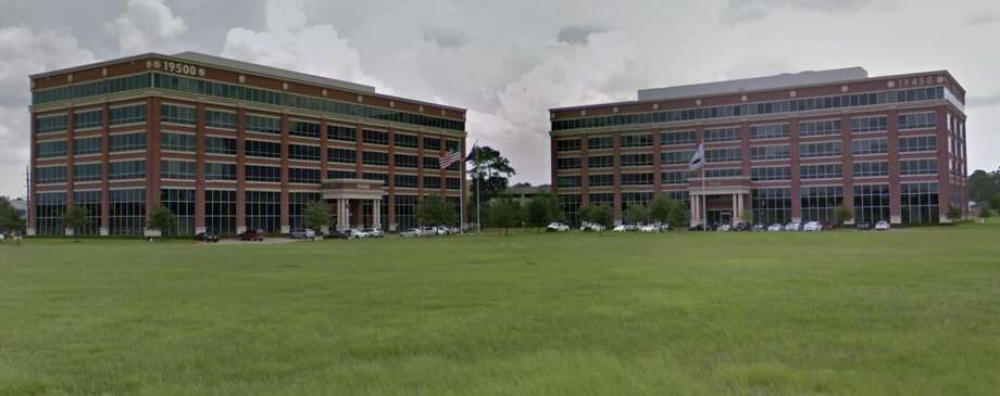 IronGate Energy Services' headquarters in northwest Harris County is seen in this Google Maps screenshot. Photo: Google Maps
