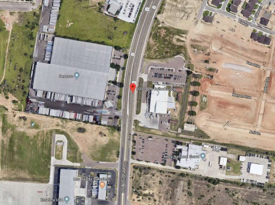 The Laredo Police Department said that two people died after fiery two-vehicle crash in the 5000 block of Bob Bullock Loop on Sunday. Photo: Google Maps