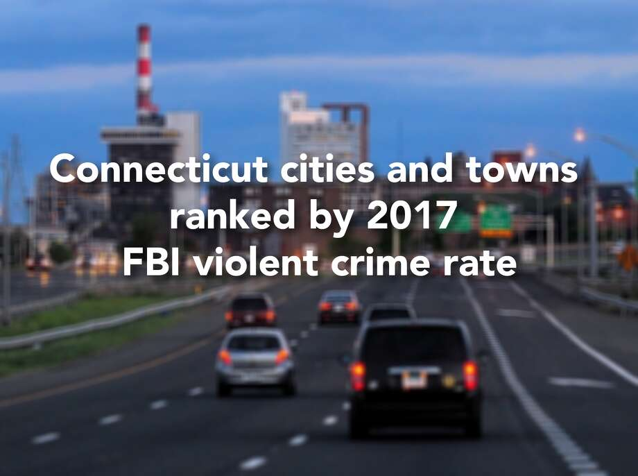 >>>The F.B.I. has released their 2017 annual Crime in the United States report, which breaks down crime rates in Connecticut's individual towns and cities. Click through to see your city's crime rate... Photo: Christian Abraham
