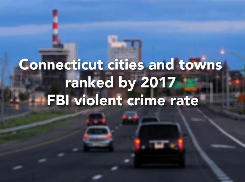 >>>The F.B.I. has released their 2017 annual Crime in the United States report, which breaks down crime rates in Connecticut's individual towns and cities. Click through to see your city's crime rate...