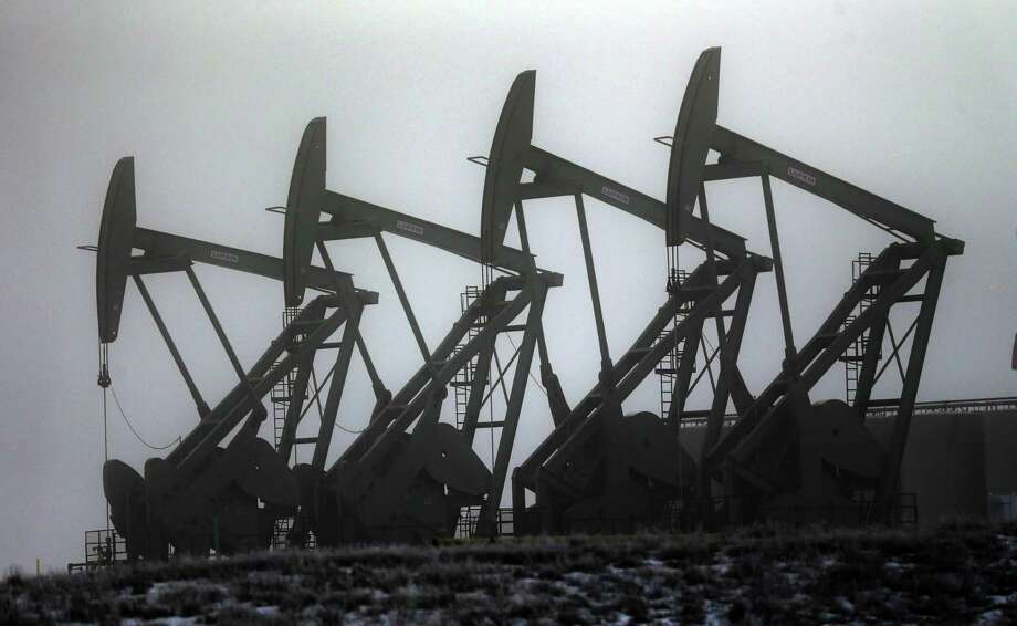 New figures from the U.S. Energy Information Administration show that crude oil inventories are up while refined product inventories are down. >>The nation's largest refineries. Photo: Eric Gay, STF / Associated Press / AP