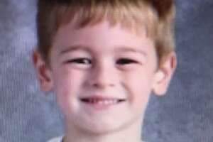 Luke Cyr, 5, was killed in a house fire with his grandmother, Joanne Cyr, late Sunday in Alamo Heights.
