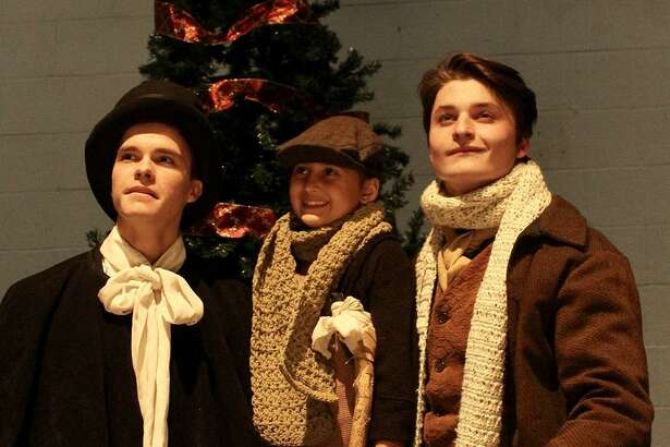"""Friendswood High School Theatre Department is presenting """"A Christmas Carol."""""""