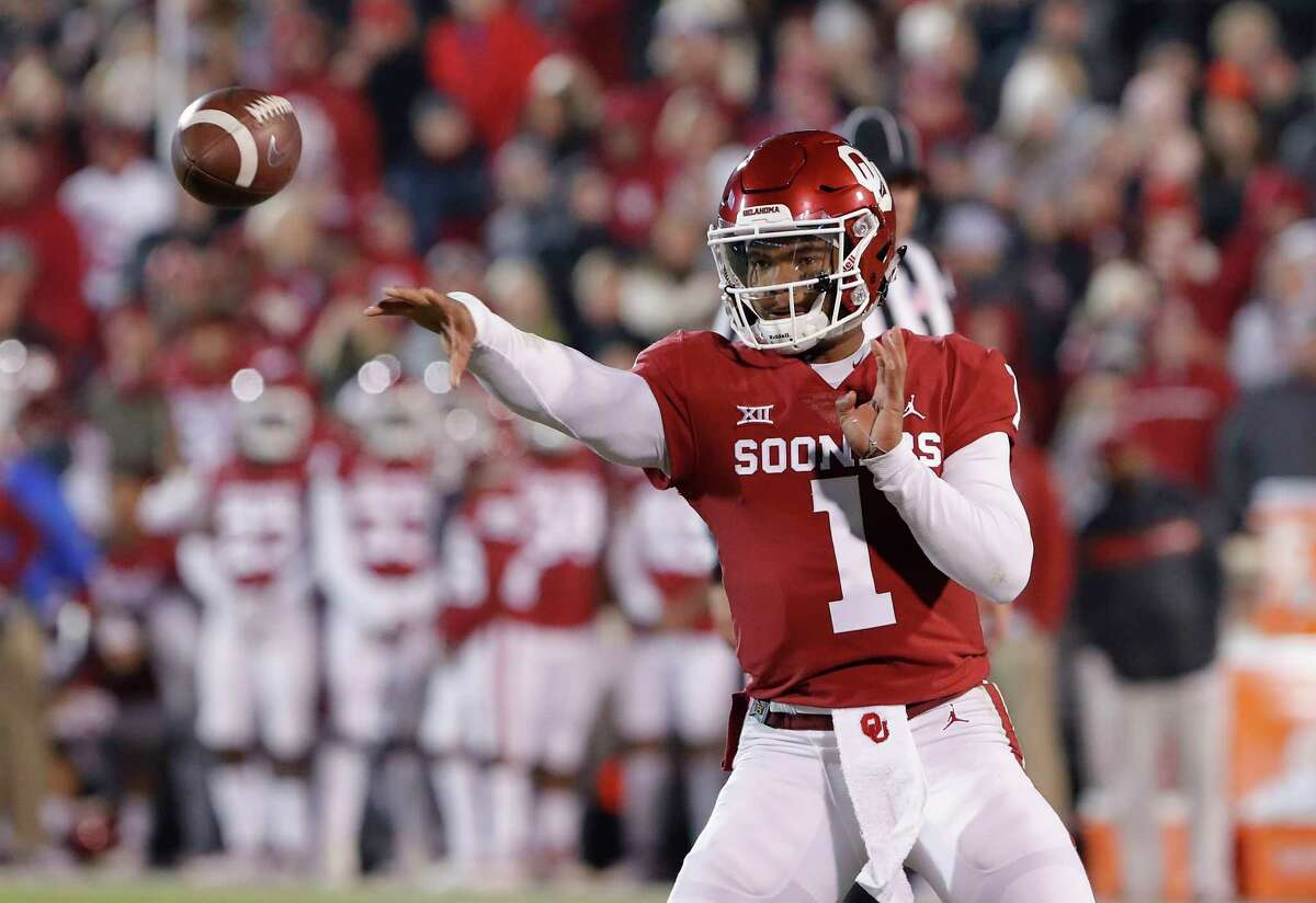 John McClain projects Oklahoma QB Kyler Murray to be in the Texans' future-as an AFC South opponent.