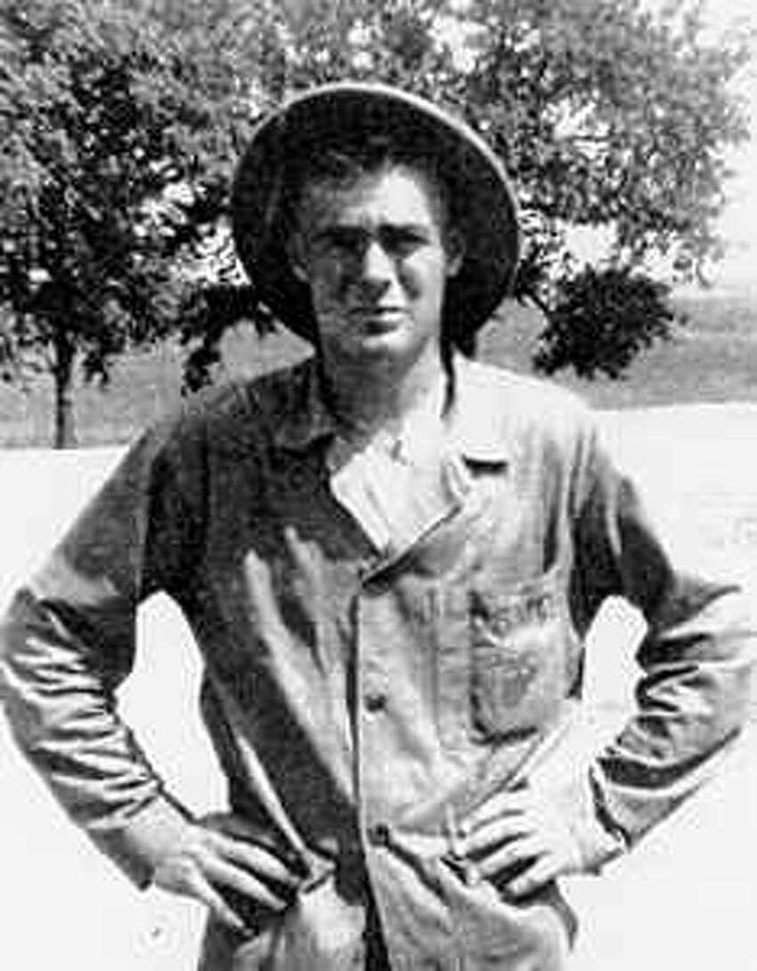 Pfc. John W. Martin, who went missing near the Chosin Reservoir in North Korea in December 1950.