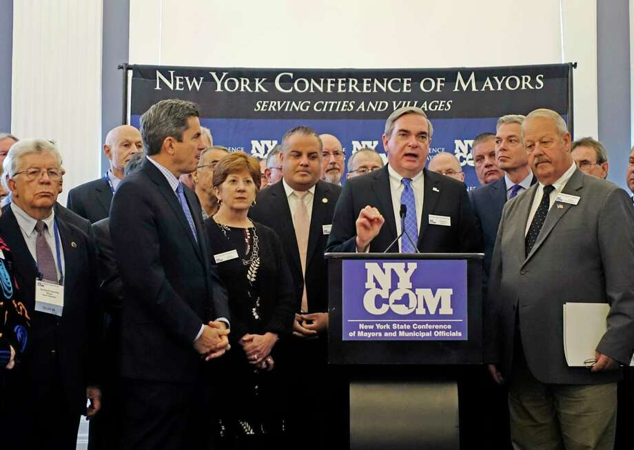 Mayors across NYS call for relief from permanent tax cap