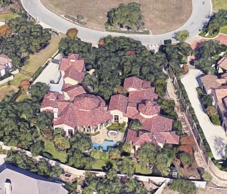 Brian K Alfaro has been allowed to keep his Shavano Park home with an assessed value of $2.8 million, according to Bexar County property records.