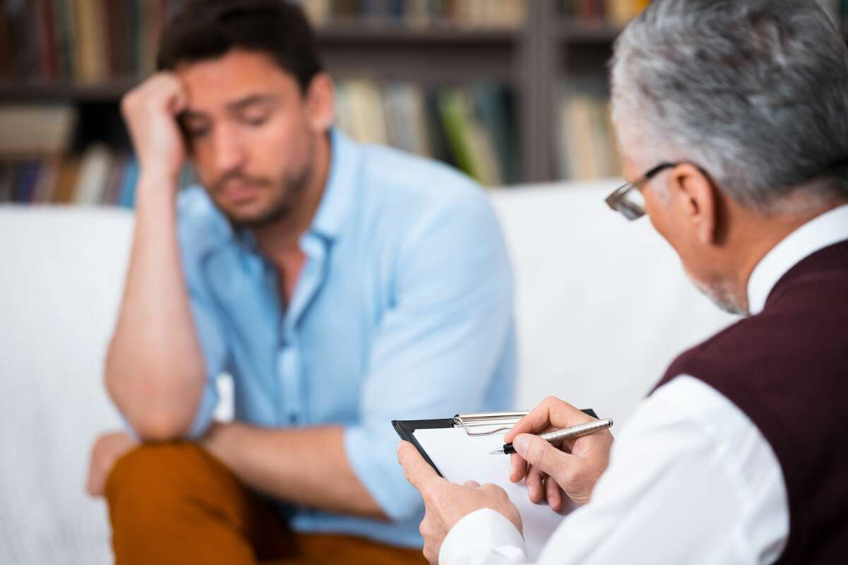 After the year we've had, there's no stigma in going to seek a therapist.