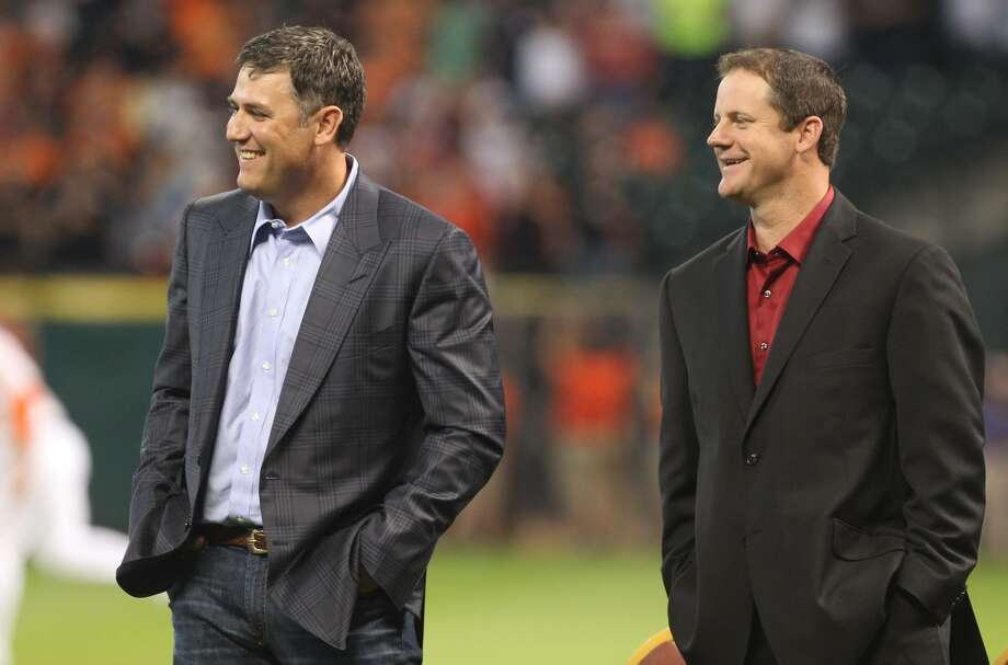 Lance Berkman, Roy Oswalt get first listing on Hall of Fame ballot