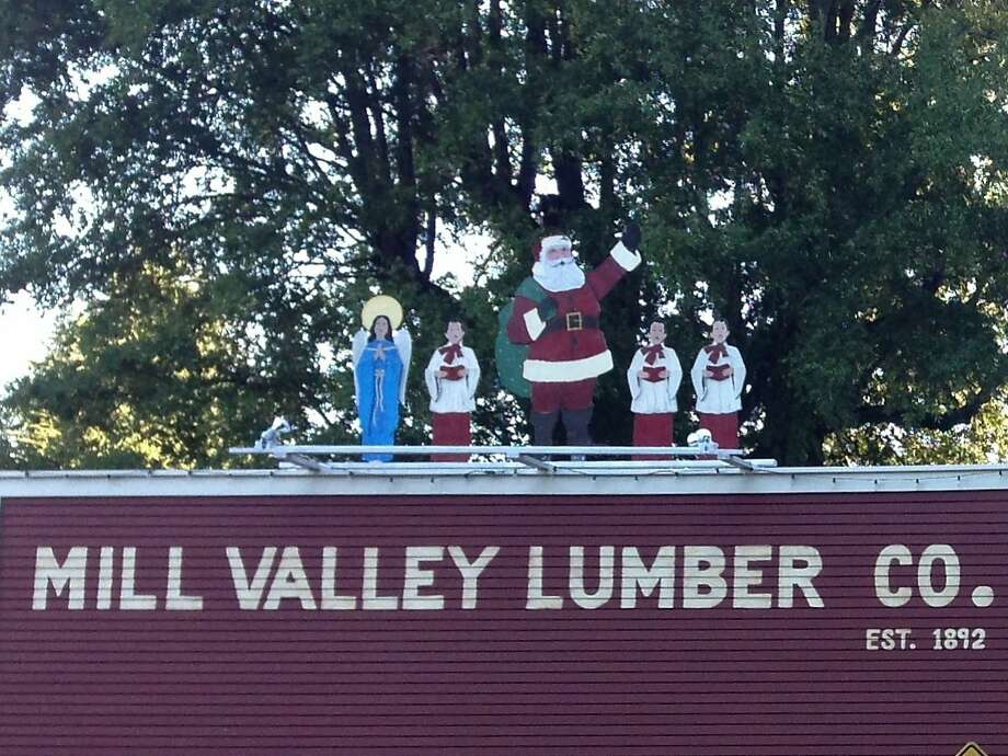 More than 25 local artists and their wares, live music and a special bearded (and chubby) guest in a familiar red suit will come together for a festive day at the Mill Valley Lumber Yard, Marin County's latest rustic retail darling. 10 a.m.-5 p.m. Saturday, Dec. 8. 129 Miller Ave, Mill Valley, www.millvalleylumberyard.com. Photo: Mill Valley Lumber Yard /