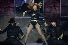 """Paula Abdul, seen here during her 2017 """"Total Package Tour"""" at Georgia's Infinite Energy Arena, will perform at the Wall Street Theater in Norwalk on Nov. 30."""