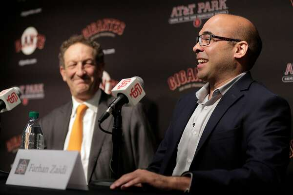 Giants' Farhan Zaidi might not hire a general manager this offseason