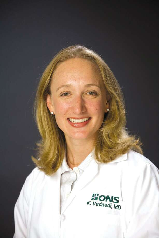 Katherine Vadasdi, an orthopedic surgeon specializing in sports medicine, will be among the first class of YWCA Greenwich Women Who Inspire Award recipients. Photo: Contributed Photograph / Greenwich Time