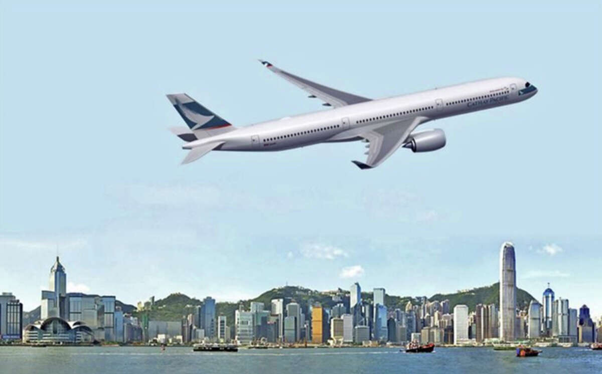 Cathay Pacific has a big Black Friday fare sale.