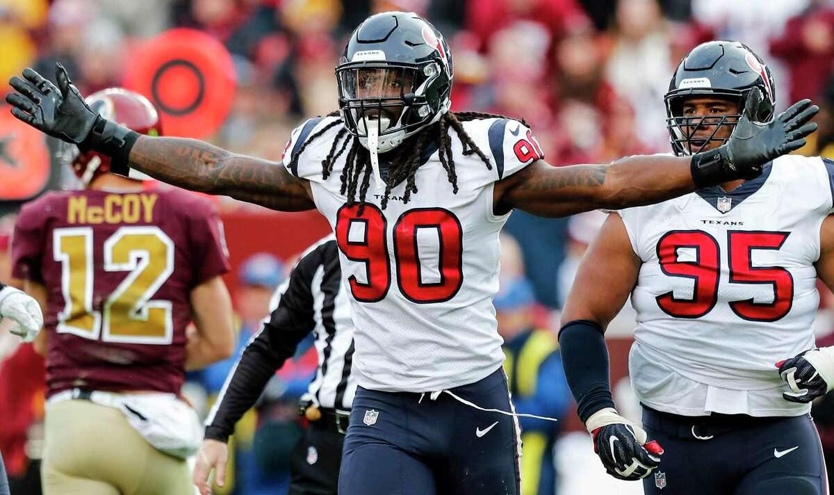 Jadeveon Clowney's pending free agency is one of the major storylines of the Texans' offseason.