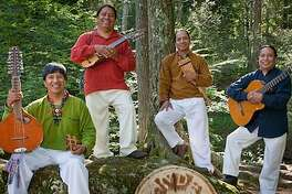 The Collomore Concert Series wraps up its 45th season at the Chester Meetinghouse on Sunday, Nov. 25, with music of the Ecuadorian Andes, played on more than 35 traditional instruments by the music group Andes Manta.