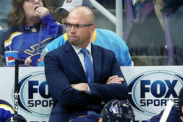 The Blues fired Mike Yeo as head coach late Monday night following a home loss to the Los Angeles Kings. Craig Berube has been named interim head coach.