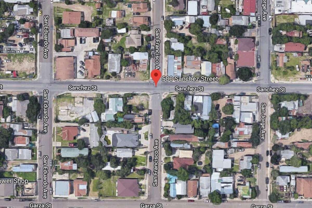 Police said a man in his mid-20s was killed in an apparent hit-and-run on Saturday at about 2:30 a.m. in the 500 block of Sanchez Street.
