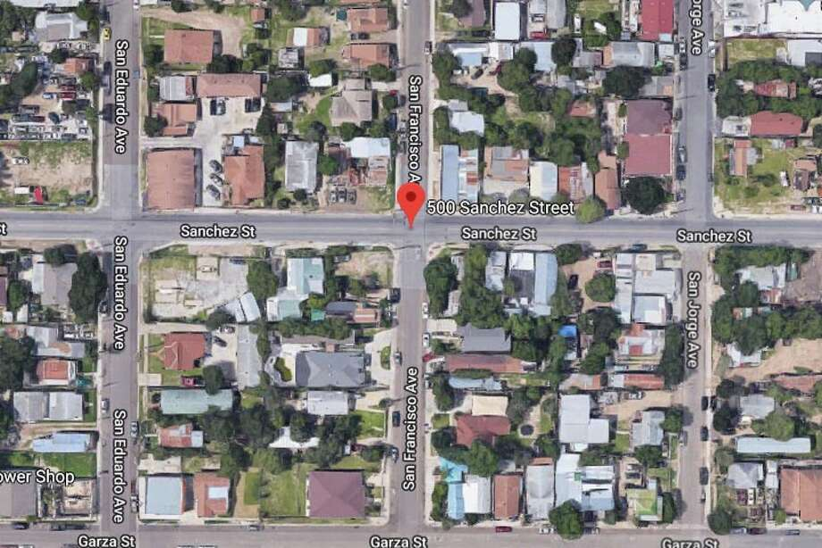 Police said Josue David Gonzalez-Castellanos, a Honduran national, was killed in an apparent hit-and-run on Saturday in the 500 block of Sanchez Street. Photo: Google Maps