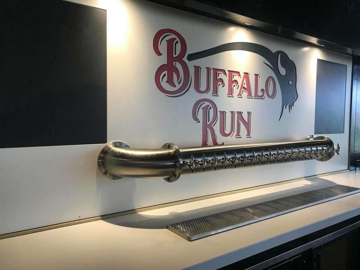 Buffalo Run - Buffalo Bills440 Rayford Road, Ste. 115, SpringThe New York-themed bar is a favorite among Buffalo Bills fans and often features Thursday night football drink specials. Photo courtesy Buffalo Run/Yelp