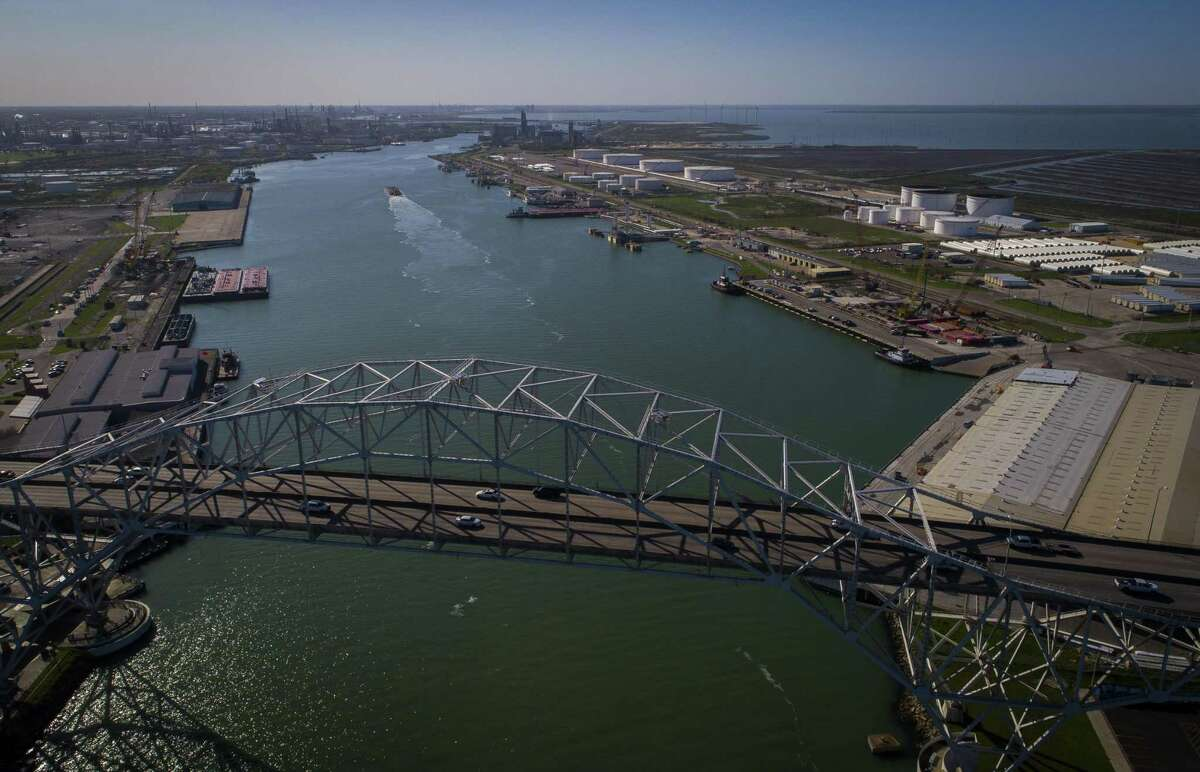 Since a ban on crude oil exports was lifted at the end of 2015 oil exports have more than doubled from 465,000 barrels a day in 2015 to nearly 1.2 million barrels in 2017. Through Aug. 2018 oil exports have averaged 1.8 million barrels a day. The Port of Corpus Christi (pictured) is one of the hubs of U.S. oil exports.
