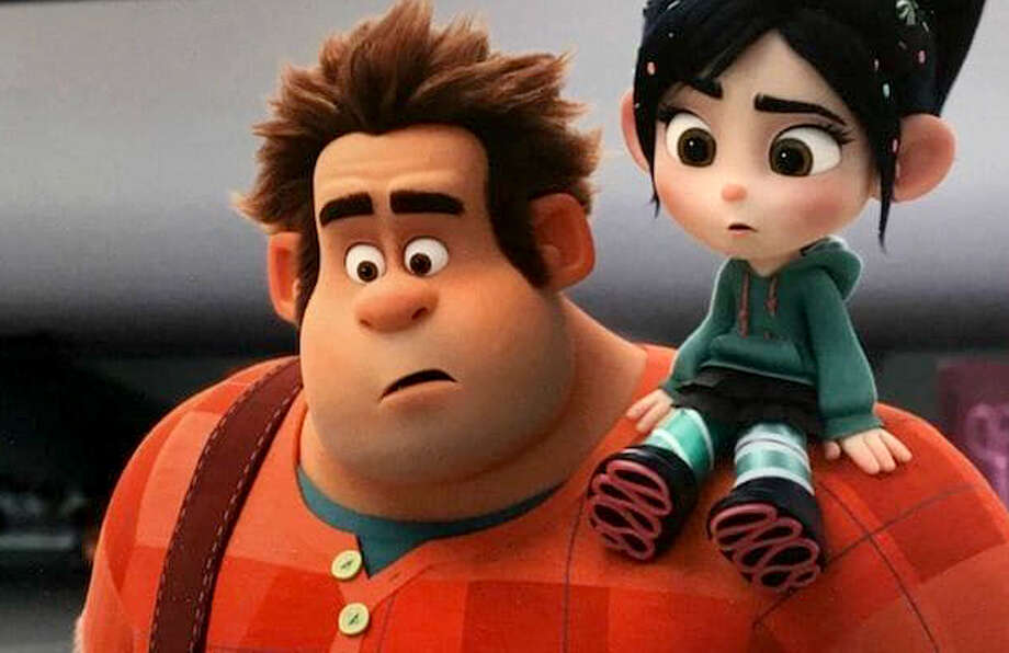 How Ralph Breaks The Internet Spoofs The Disney Princess Industrial Complex Stamfordadvocate