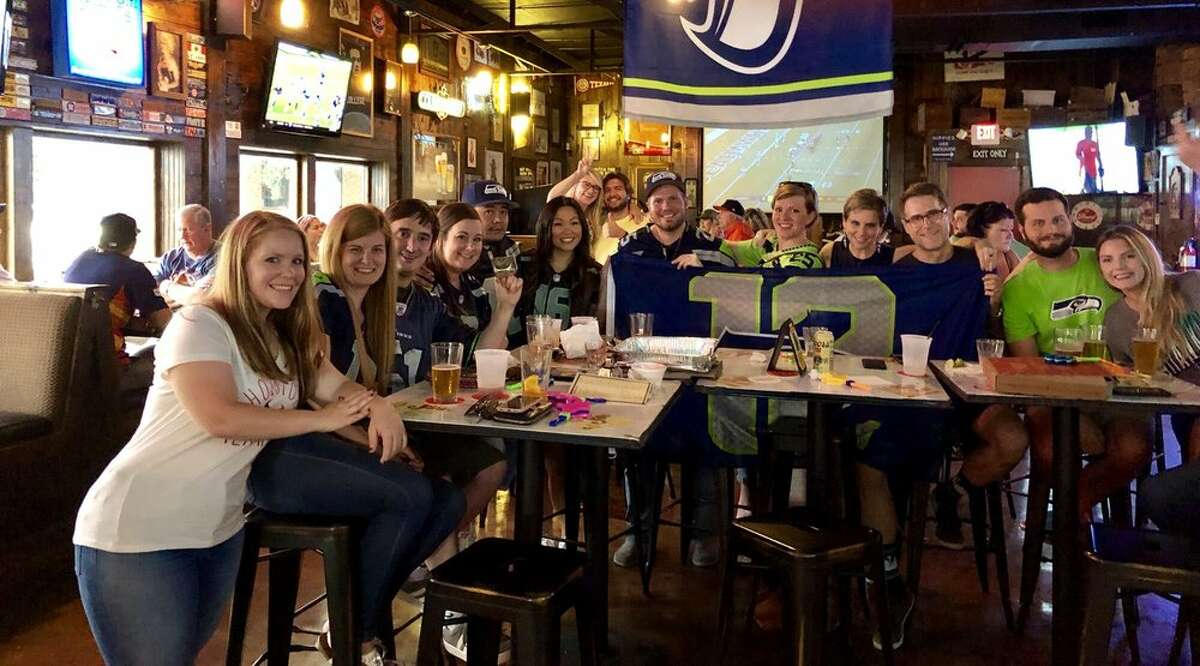 Little Woodrow's Eado - Seattle Seahawks 2019 Walker Street, HoustonHouston Seahawk Fans claim Little Woodrow's downtown location as their team headquarters for watch parties and events. Photo courtesy Ivy L/Yelp
