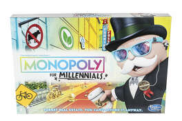 """Forget real estate. You can't afford it anyway,"" reads the tagline of Hasbro's latest game, Monopoly for Millennials."