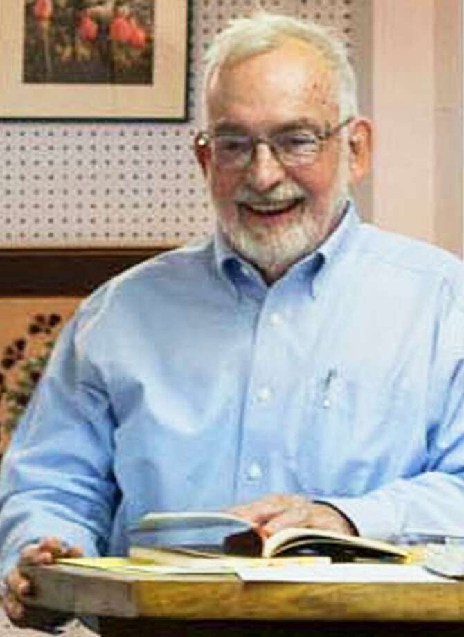 Dr. James Scrimgeour Photo: Contributed Photo / Contributed Photo / The News-Times Contributed