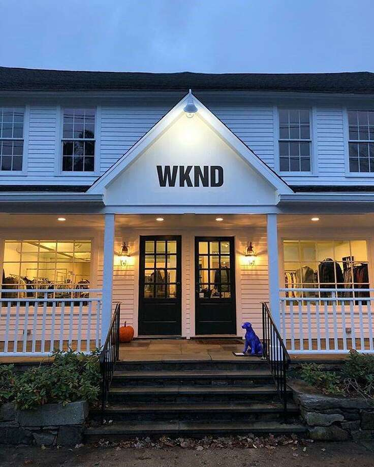 A Warren pop-up store, WKND, will open Nov. 23 with a kick-off party from 5 to 8 p.m. The store sells men's and women's fashion apparel, accessories and gifts. Photo: Courtesy Of WKND / The News-Times Contributed