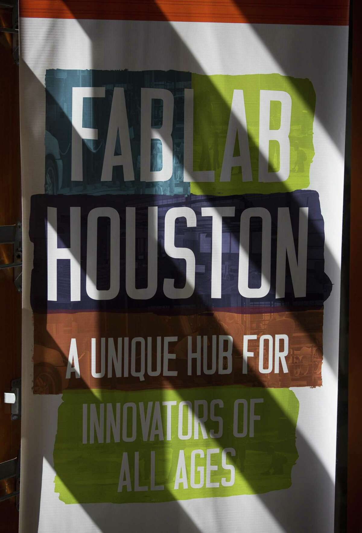 FabLab Houston, a maker space, at the new Baker Ripley East Aldine community center, Thursday, Nov. 15, 2018 in Houston.