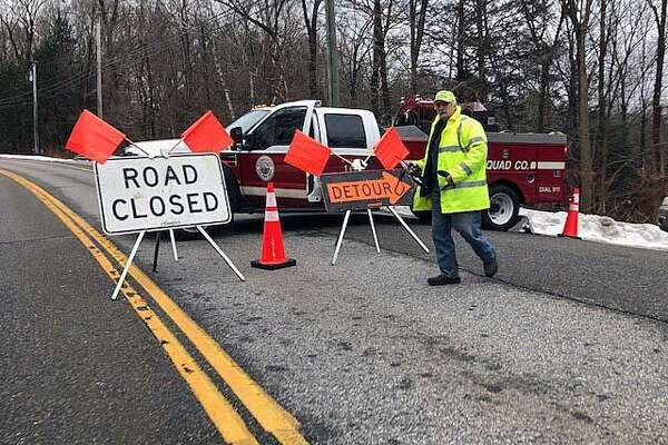 Torrington, Conn., first responders rushed to the 700 block of Goshen Road - Route 4 - around 12:35 p.m. on Nov. 20, 2018, for a report of a motor vehicle accident. The first fire unit got to the scene at 12:40 p.m. and reported a two-vehicle crash with extrication needed.