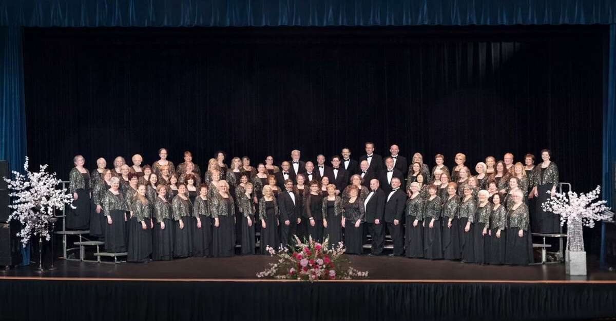 """The Middlesex Hospital Vocal Chords will perform its annual holiday concert, """"Celebrate with Music,"""" Dec. 2 in Portland."""
