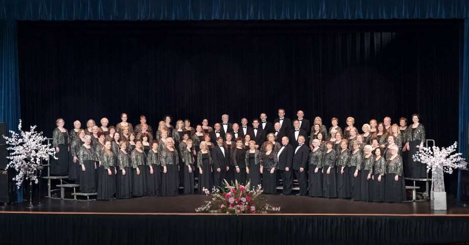 """The Middlesex Hospital Vocal Chords will perform its annual holiday concert, """"Celebrate with Music,"""" Dec. 2 in Portland. Photo: Contributed Photo /"""