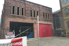 670 Pacific St.: Building and Land Technology in recent weeks began restoring this condemned firehouse, installing steel beams to support the old brick building. The old wooden supports long rotted away, Chief Operating Officer Ted Ferrarone said. The next step will be to replace the caved-in roof, he told members of the South End's Neighborhood Revitalization Zone. Preservationists and neighbors have pushed to see something happen with the old firehouse for years.