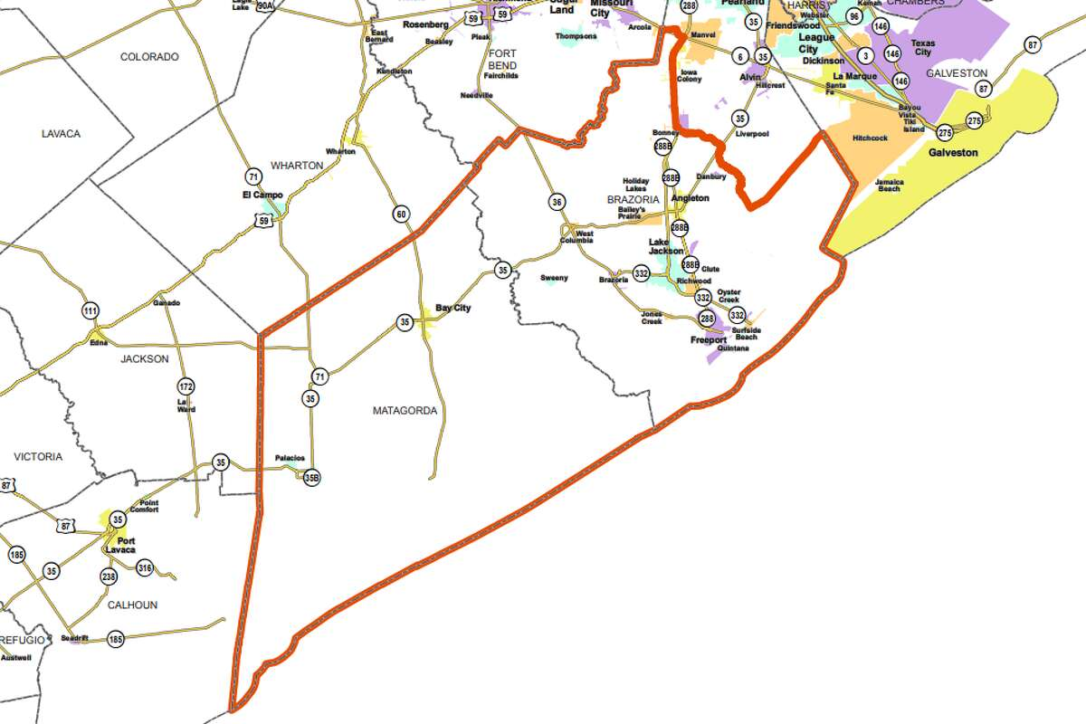 Bonnen was first elected in 1996 to represent District 25, which covers southern Brazoria County and all of Matagorda County.