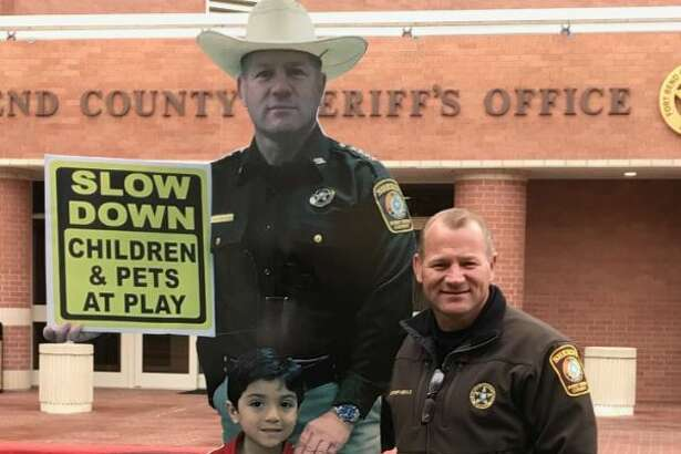 Fort Bend County Sheriff Troy Nehls' custom-made traffic signs have caught the attention of residents that say they are tired of reckless drivers speeding through their neighborhoods.